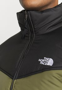 The North Face - MENS SAIKURU JACKET - Zimní bunda - burnt olive green - 4
