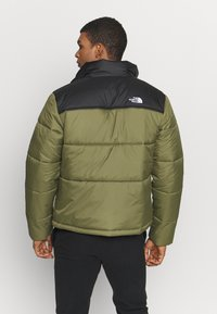 The North Face - MENS SAIKURU JACKET - Zimní bunda - burnt olive green - 2