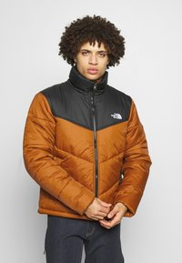 The North Face - MENS SAIKURU JACKET - Winter jacket - caramel cafe - 0