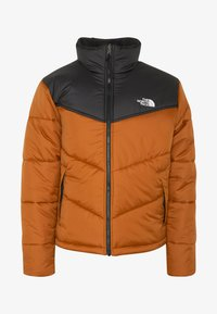 The North Face - MENS SAIKURU JACKET - Winter jacket - caramel cafe - 4