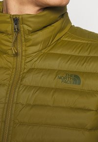 The North Face - MENS STRETCH VEST - Smanicato - fir green - 4