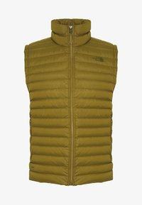 The North Face - MENS STRETCH VEST - Smanicato - fir green - 3