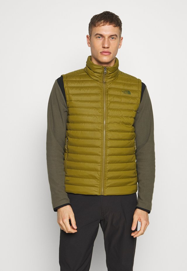 MENS STRETCH VEST - Veste - fir green