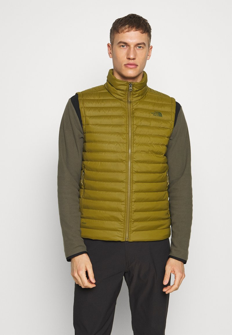 The North Face - MENS STRETCH VEST - Smanicato - fir green