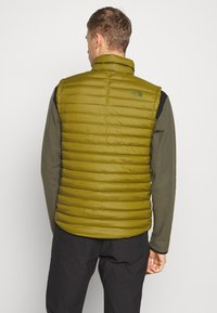 The North Face - MENS STRETCH VEST - Smanicato - fir green - 2
