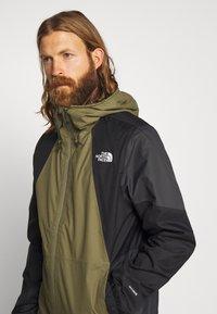 The North Face - MEN'S FARSIDE JACKET - Kurtka hardshell - burnt olive green - 3