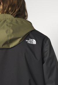 The North Face - MEN'S FARSIDE JACKET - Kurtka hardshell - burnt olive green - 7