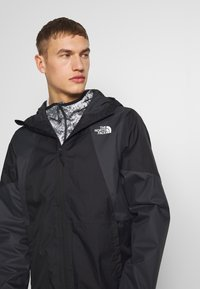 The North Face - MEN'S FARSIDE JACKET - Hardshell jacket - black - 3