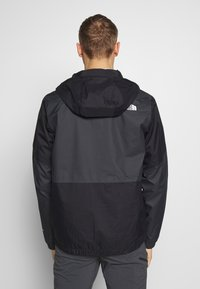 The North Face - MEN'S FARSIDE JACKET - Hardshell jacket - black - 2
