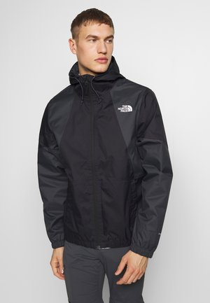 MEN FARSIDE JACKET - Kurtka hardshell - black