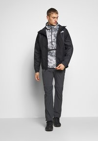The North Face - MEN'S FARSIDE JACKET - Hardshell jacket - black - 1