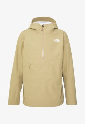 MEN'S ARQUE JACKET - Hardshell jacket - kelp tan