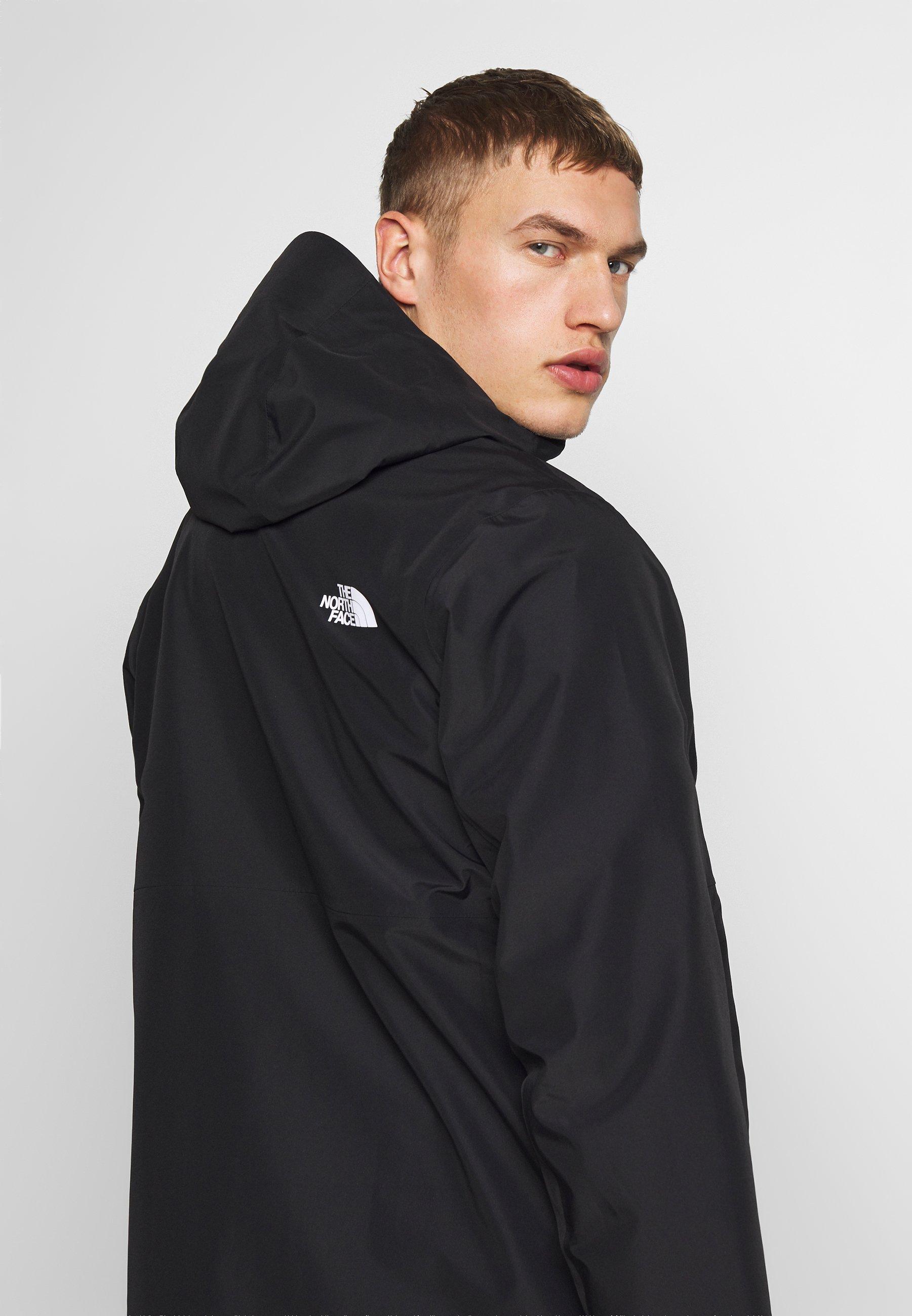 The North Face Men's Arque Jacket - Hardshelljacka Black