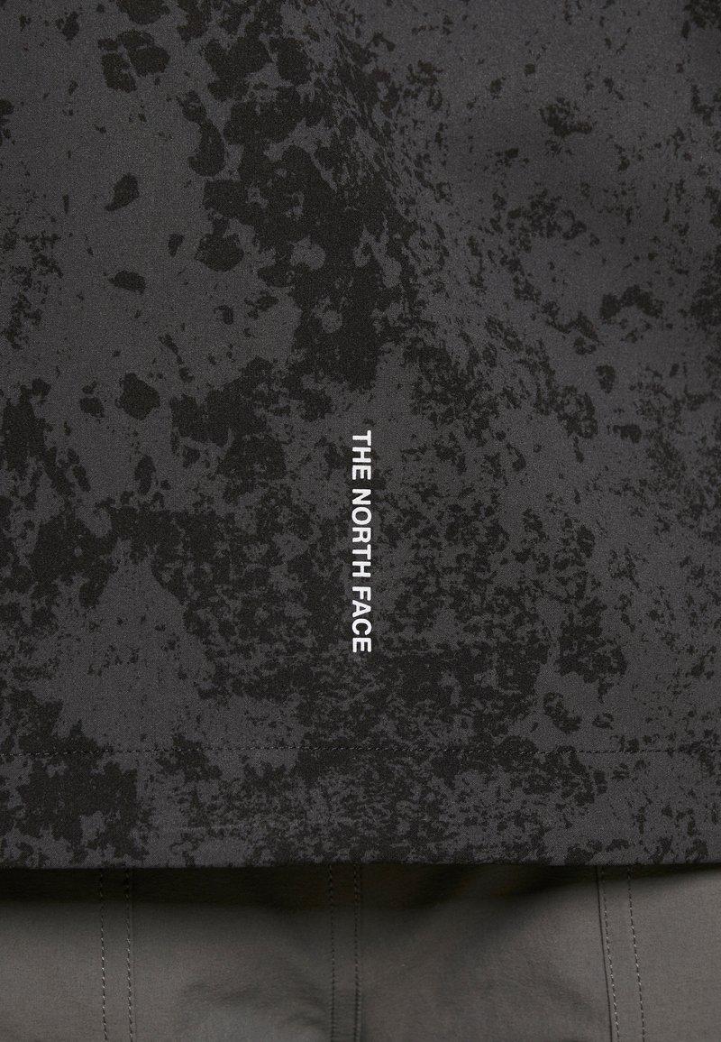 The North Face MENS AMBITION JACKET - Outdoorjakke - dark grey/black