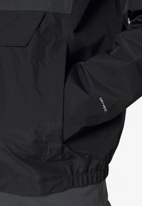 The North Face - MEN'S WATERPROOF FANORAK - Veste coupe-vent - black - 4