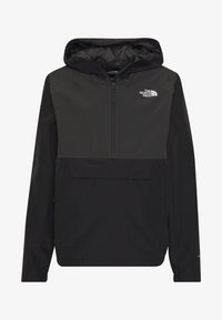 The North Face - MEN'S WATERPROOF FANORAK - Veste coupe-vent - black - 5