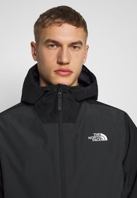 The North Face - MEN'S WATERPROOF FANORAK - Veste coupe-vent - black - 3