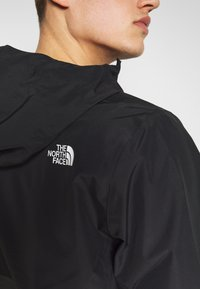 The North Face - MEN'S WATERPROOF FANORAK - Veste coupe-vent - black - 6