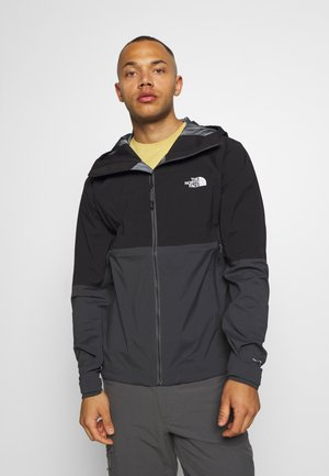 MEN'S IMPENDOR FUTURELIGHT™ JACKET - Kurtka hardshell - black/asphalt grey