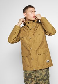 The North Face - MOUNTAIN - Outdoorjacka - british khaki - 0
