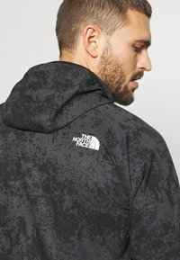 The North Face - MENS VARUNA - Wiatrówka - asphalt grey - 5