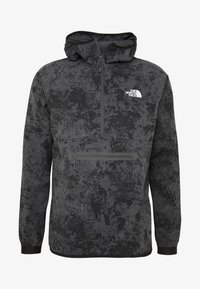 The North Face - MENS VARUNA - Wiatrówka - asphalt grey - 4