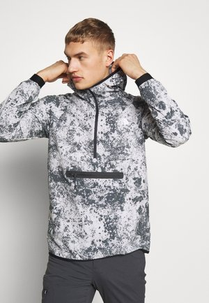 MENS VARUNA - Windbreaker - tin grey