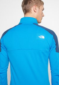 The North Face - MEN'S IMPENDOR MID LAYER - Kurtka z polaru - clear lake blue/blue teal - 4