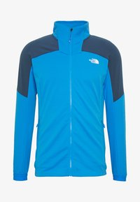 The North Face - MEN'S IMPENDOR MID LAYER - Kurtka z polaru - clear lake blue/blue teal - 3