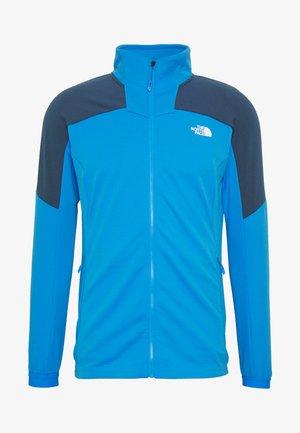 MEN'S IMPENDOR MID LAYER - Fleece jacket - clear lake blue/blue teal
