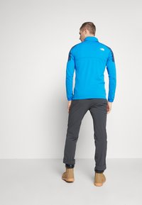 The North Face - MEN'S IMPENDOR MID LAYER - Kurtka z polaru - clear lake blue/blue teal - 2