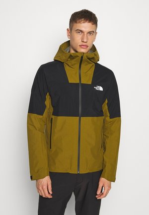 MENS IMPENDOR JACKET - Giacca hard shell - fir green/black