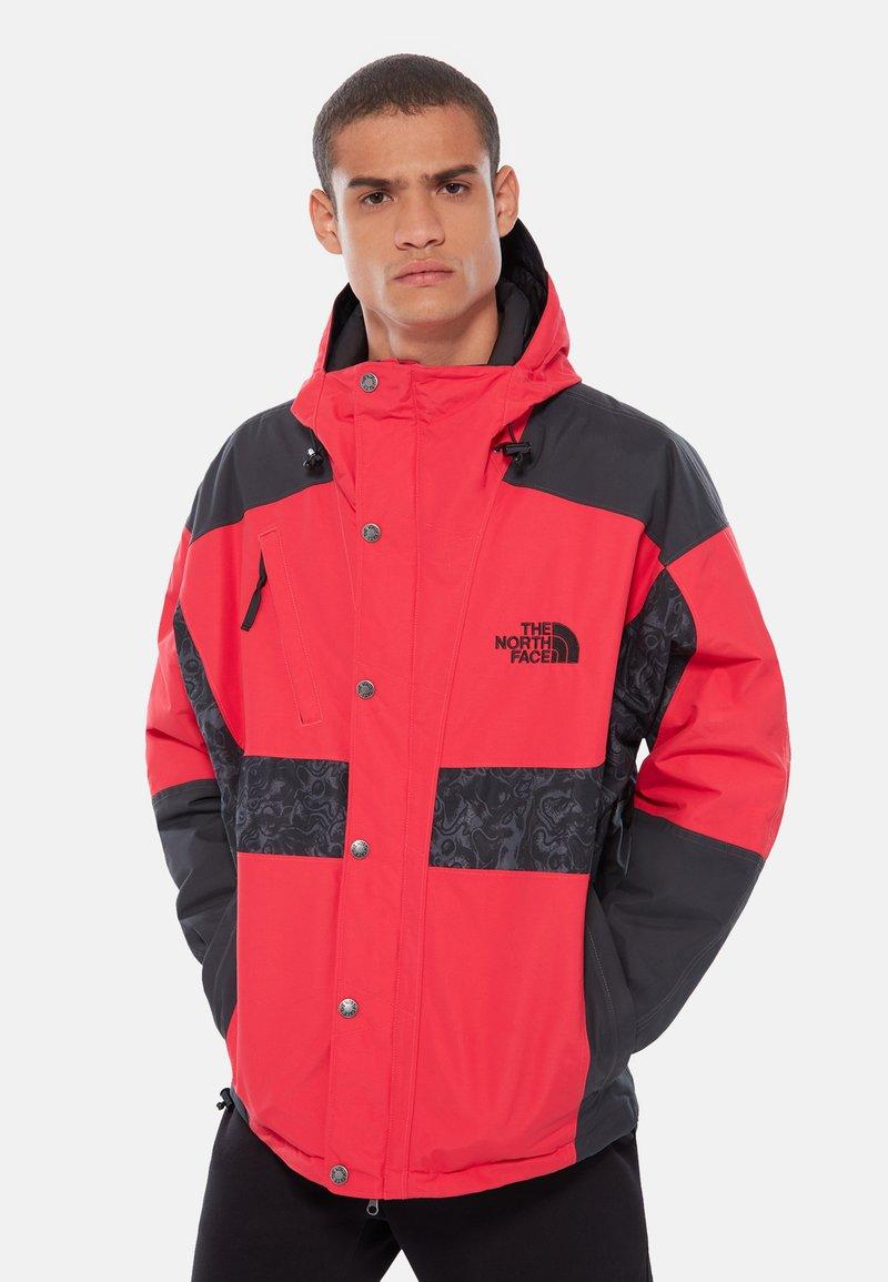 The North Face - 94RAGE WP SYN INS JK - Laskettelutakki - black/red