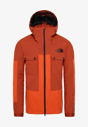 Snowboard jacket - orange