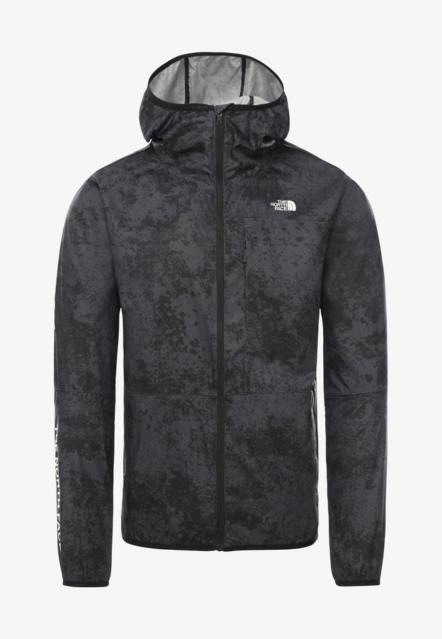 Windbreaker - asphalt grey