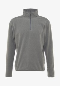 medium grey heather/high rise grey