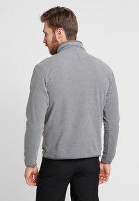 The North Face - MEN GLACIER ZIP - Fleece jumper - medium grey heather/high rise grey - 2