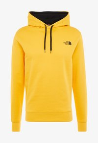 The North Face - DREW PEAK  - Bluza z kapturem - tnf yellow - 4
