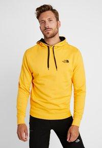 The North Face - DREW PEAK  - Bluza z kapturem - tnf yellow - 0