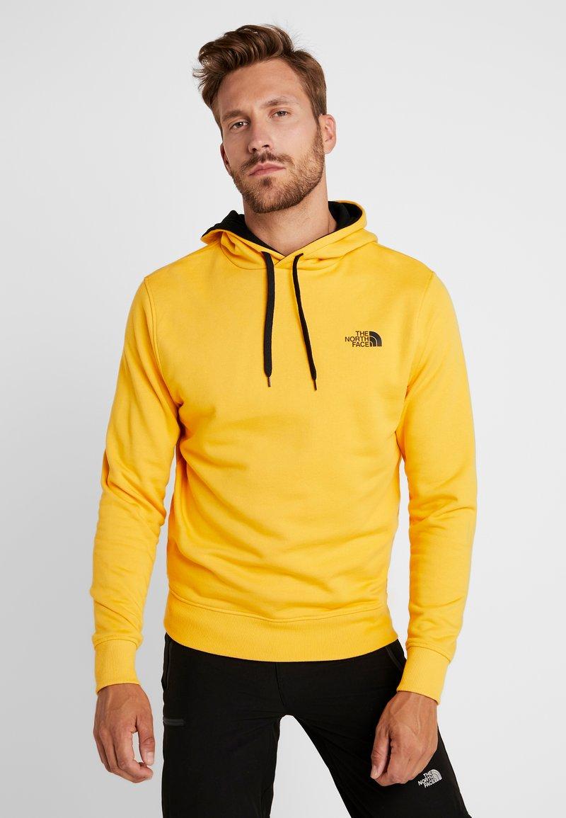 The North Face - DREW PEAK  - Bluza z kapturem - tnf yellow