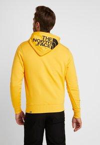 The North Face - DREW PEAK  - Bluza z kapturem - tnf yellow - 2