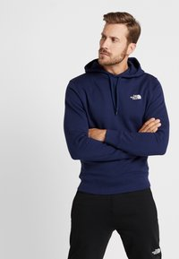 The North Face - DREW PEAK  - Sweat à capuche - montague blue - 0