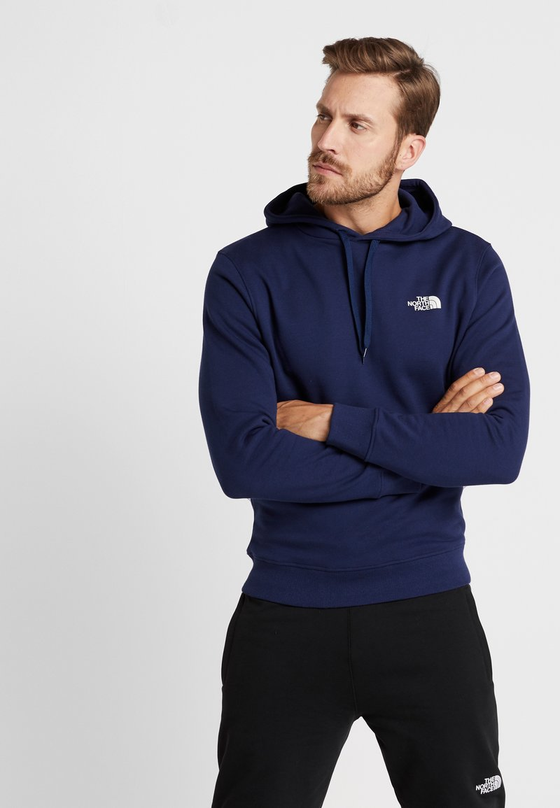 The North Face - DREW PEAK  - Jersey con capucha - montague blue