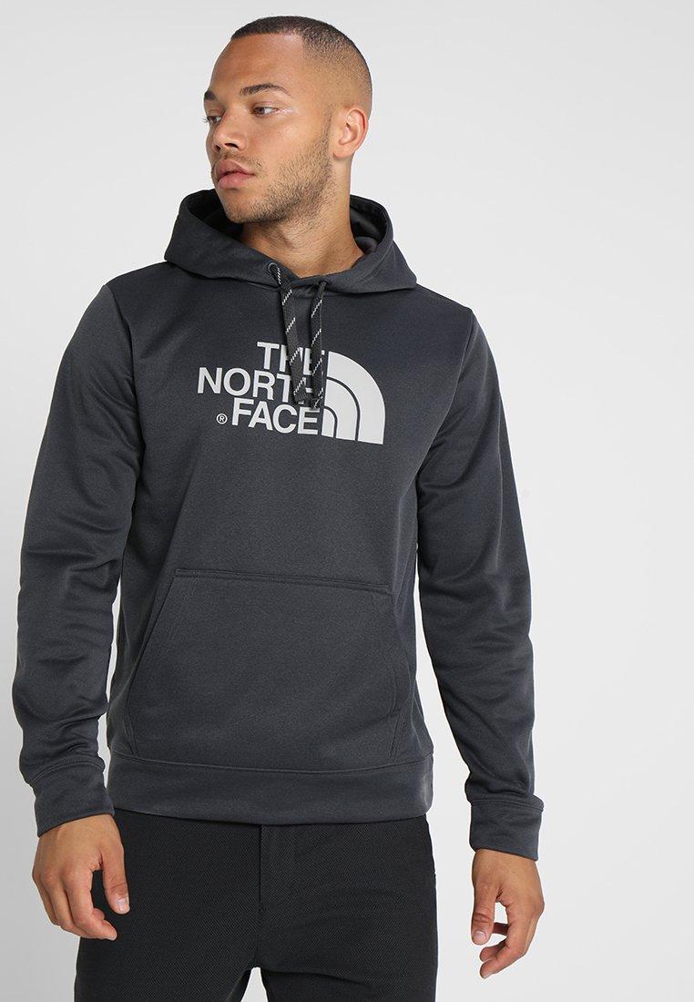 The North Face - HOODIE - Hoodie - dark grey heather