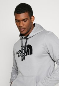 The North Face - MENS SURGENT HOODIE - Hoodie - light grey heather - 3