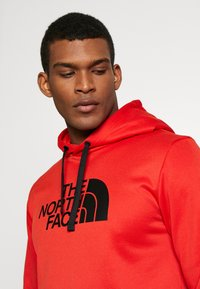 The North Face - MENS SURGENT HOODIE - Sweat à capuche - fiery red heather - 3