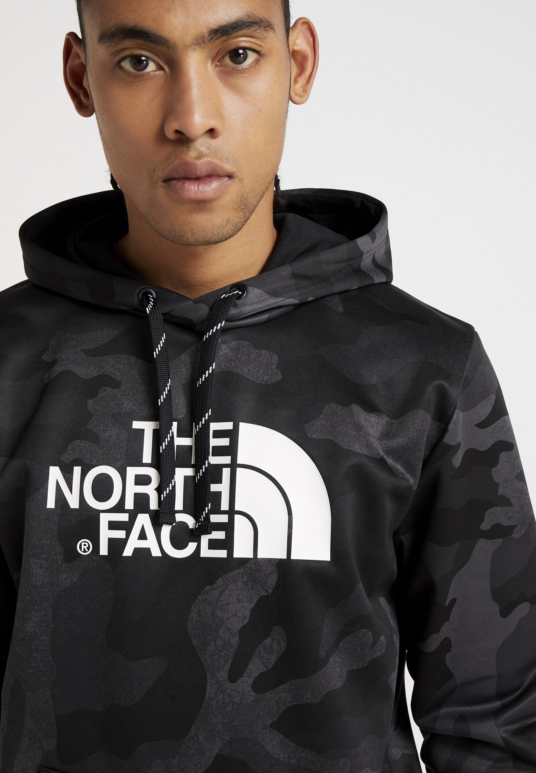 NWT MEN/'S THE NORTH FACE SURGENT GRAY ZIP UP HOODIE Size MEDIUM