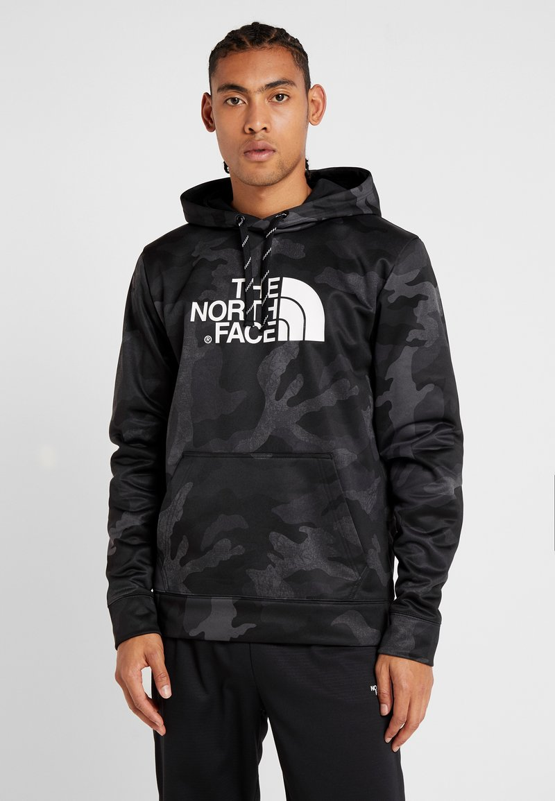 The North Face - HOODIE - Jersey con capucha - black