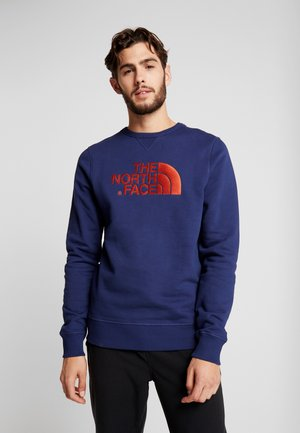 DREW PEAK CREW - Sweatshirts - montague blue