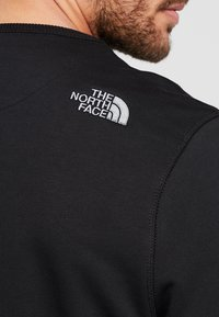 The North Face - MENS DREW PEAK CREW - Sweatshirt - black